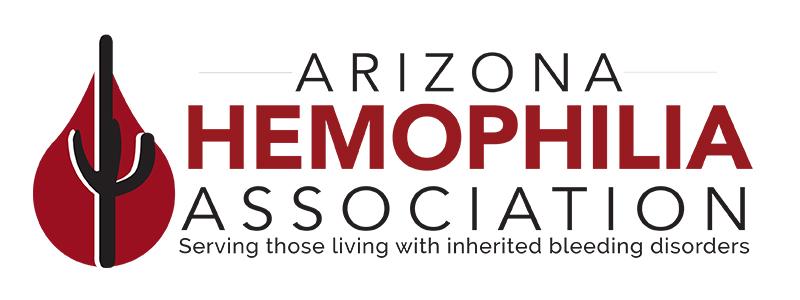 Arizona Hemophilia Association NEW logo